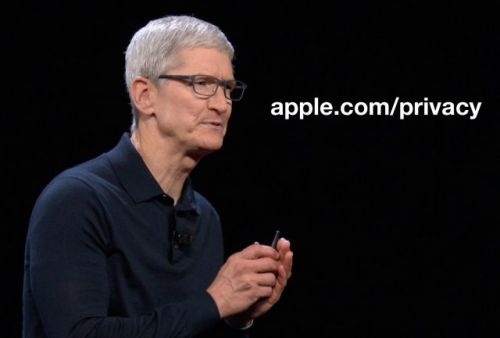 Tim Cook Promotes Privacy in Time Magazine