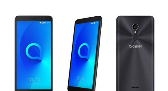 Entry Level Alcatel 3C officially announced in Italy
