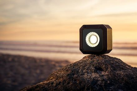 Golf ball-sized Lume Cube Air is a pocketable LED for photos and video