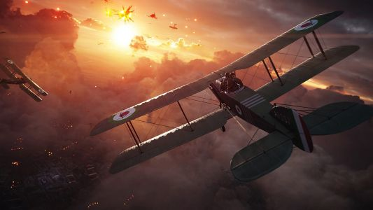 'Battlefield 1' DLC adds aerial-only battles and more next month