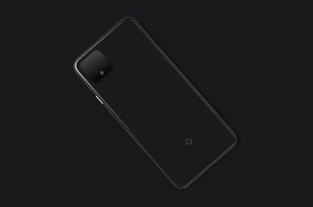 Google Pixel 4 begins to show up in the wild