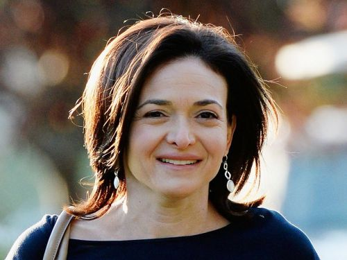 Sheryl Sandberg once had to call hotel security after a man she spurned at a conference turned up at her door