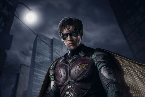 Robin gets dark in the first trailer for DC's live-action show Titans