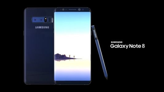 Samsung Galaxy S8 and Galaxy Note 8 Enterprise Editions launched