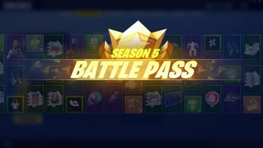 Every Fortnite Battle Pass Reward: New Skins, Sprays, Emotes, And More For Season 5