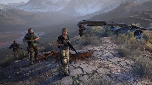 Ghost Recon Wildlands PVP Beta Up For Pre-Download