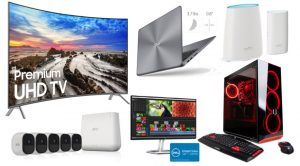 ET Deals: Walmart Memorial Day Samsung TV Clearance, 6-Core Gaming Desktop for $800, and more