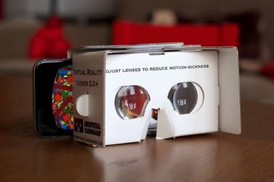 How to experience VR on your iPhone with Google Cardboard