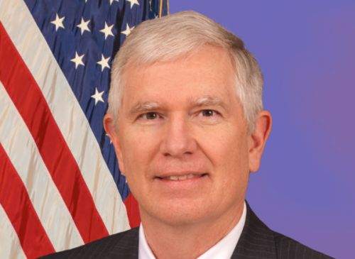 Republican congressman argues that rocks falling into the ocean are causing sea levels to rise