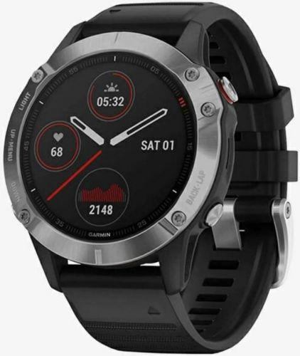 What's the difference between the Garmin fēnix 6 and fēnix 5?