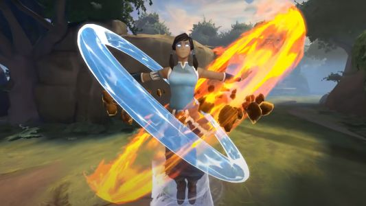 Those Avatar: The Last Airbender skins have arrived in Smite