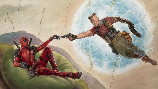 Ryan Reynolds Releases New Art For DEADPOOL 2, And It's A Masterpiece