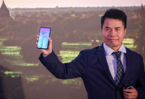 Honor View20 official with 48MP camera and a must-see display