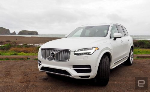 Volvo's new self-driving tech could let you sleep during your commute