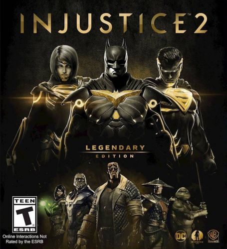 "Injustice 2 ""Legendary Edition"" now available to pre-order, to be released March 27"