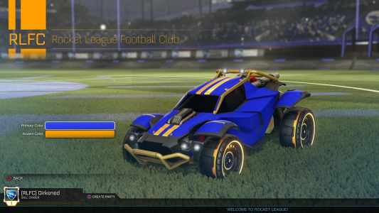 'Rocket League' Clubs help you compete as a team