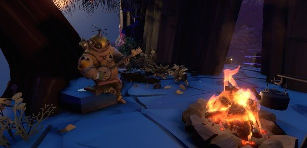 Outer Wilds returns from the void with a new trailer