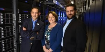 Caliburn, New Jersey's Supercomputer, Catalyzes Cutting-Edge Research