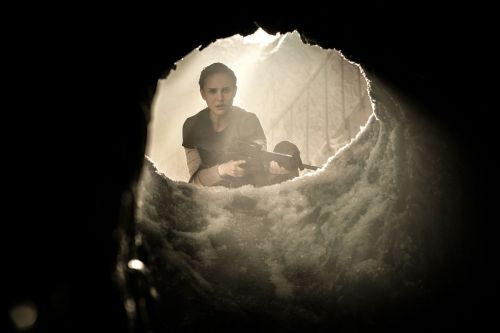 Annihilation is the most thoughtful science fiction movie since Arrival