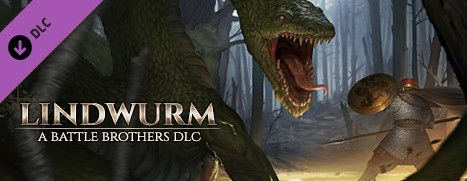 New DLC Available - Battle Brothers - Lindwurm