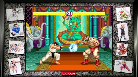 You Must Get the Street Fighter 30th Anniversary Collection to Stand a Chance