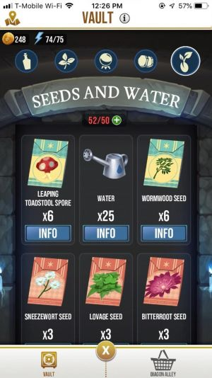 Harry Potter: Wizards Unite Potions Guide - Master Notes List, Where To Get Ingredients