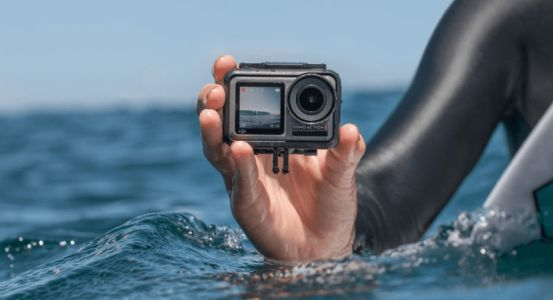 DJI's new Osmo Action camera takes the fight to GoPro