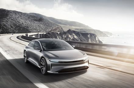 Saudi Arabia could save billions by financing a would-be Tesla killer