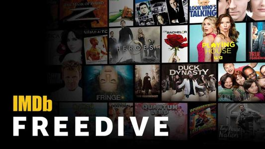 IMDb Freedive is a free video streaming service with movies and TV shows