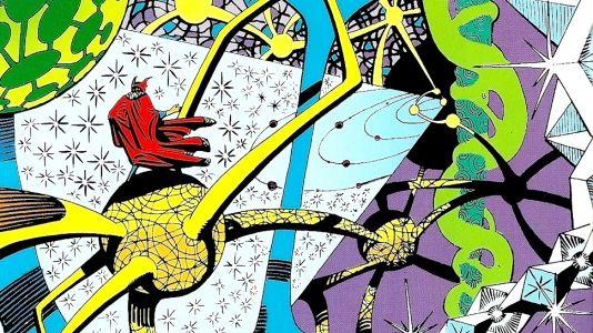 The Wednesday Club's Comic Picks: A Ditko Deep Dive