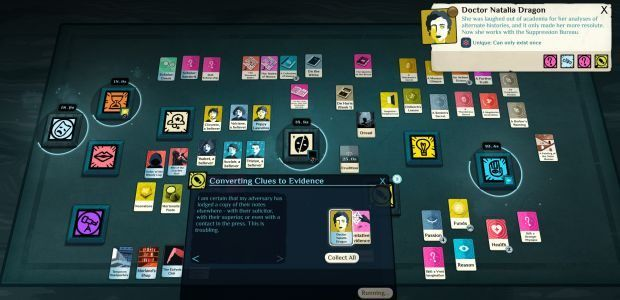 The Joy of ignorance in Cultist Simulator
