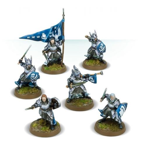 Swan Knights of Dol Amroth Available to Order From Forge World