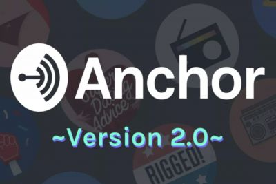 Anchor adds interviews to create a powerful mobile recording studio