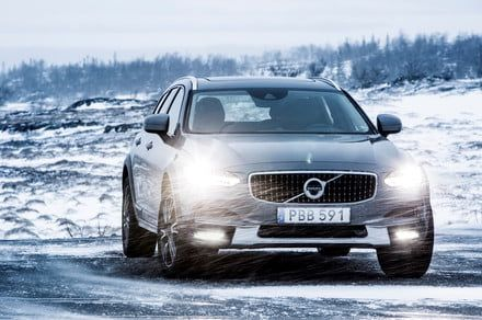 The best cars for the snow