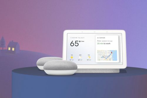 Google is selling the Home Hub and two Home Mini speakers for just $129
