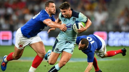 Scotland vs France live stream: how to watch today's rugby international online from anywhere