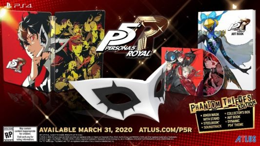 Persona 5 Royal Finally Gets A Release Date