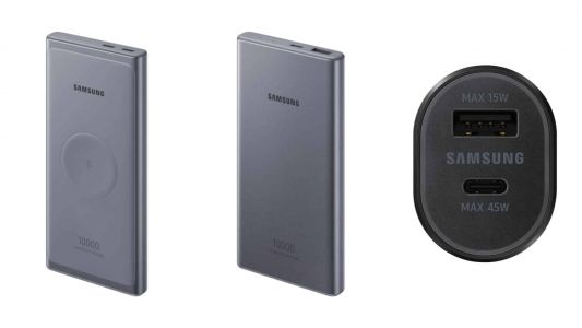Samsung Intros 25W Power Banks & 45W Car Charger