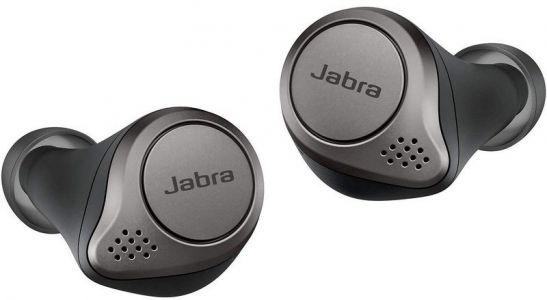 Save $40 on our favorite earbuds, the Jabra Elite 75t, for Cyber Monday