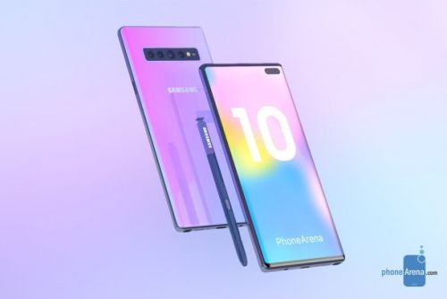 Report: Samsung sticking with physical buttons on the Galaxy Note 10