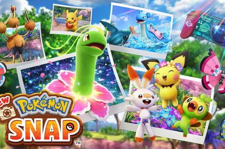 New Pokémon Snap gets trailer and April release date