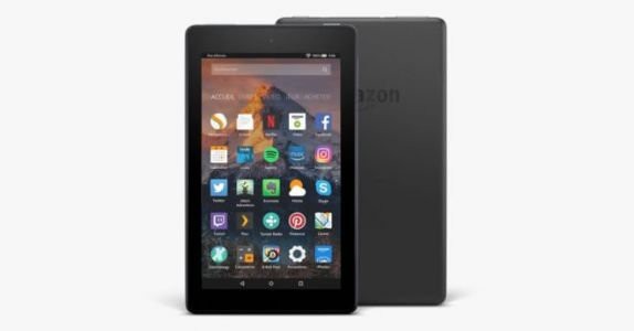 Fire 7:  la tablette d'Amazon à 54€ seulement en reconditionné