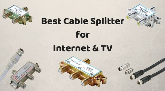 Best Cable Splitter for Internet and TV: Top Recommendations for 2018