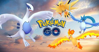 Pokémon Go officially gains legendary Pokémon, now offering double XP and more