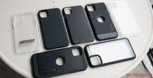 Here's Spigen's iPhone 11, iPhone 11 Pro and iPhone 11 Pro case series
