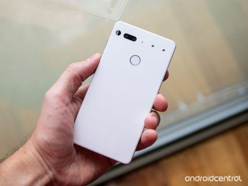 Essential Phone users can now join the Oreo beta with a simple OTA update