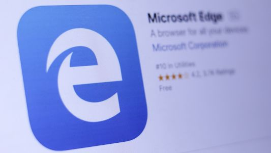 Microsoft is now automatically downloading its new Edge web browser to Windows 10 PCs