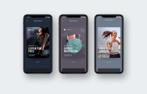 Nike ramps up membership benefits with Apple Music, ClassPass and Headspace unlocks for app users