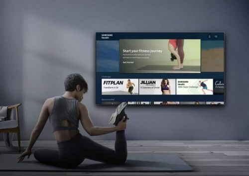 Samsung Health Now Available On Samsung Smart TVs