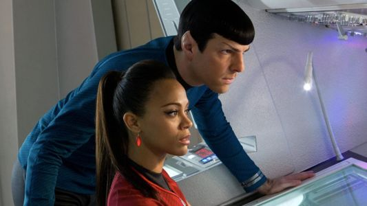 Another J.J. Abrams-produced Star Trek movie on the way from Paramount